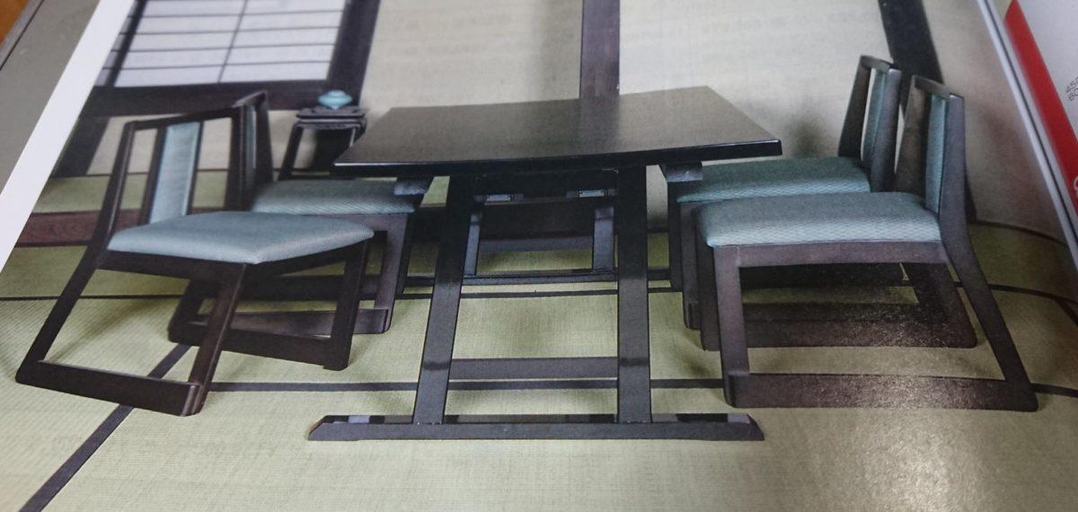 当店では業務用の机やイスも取り扱いしてます。